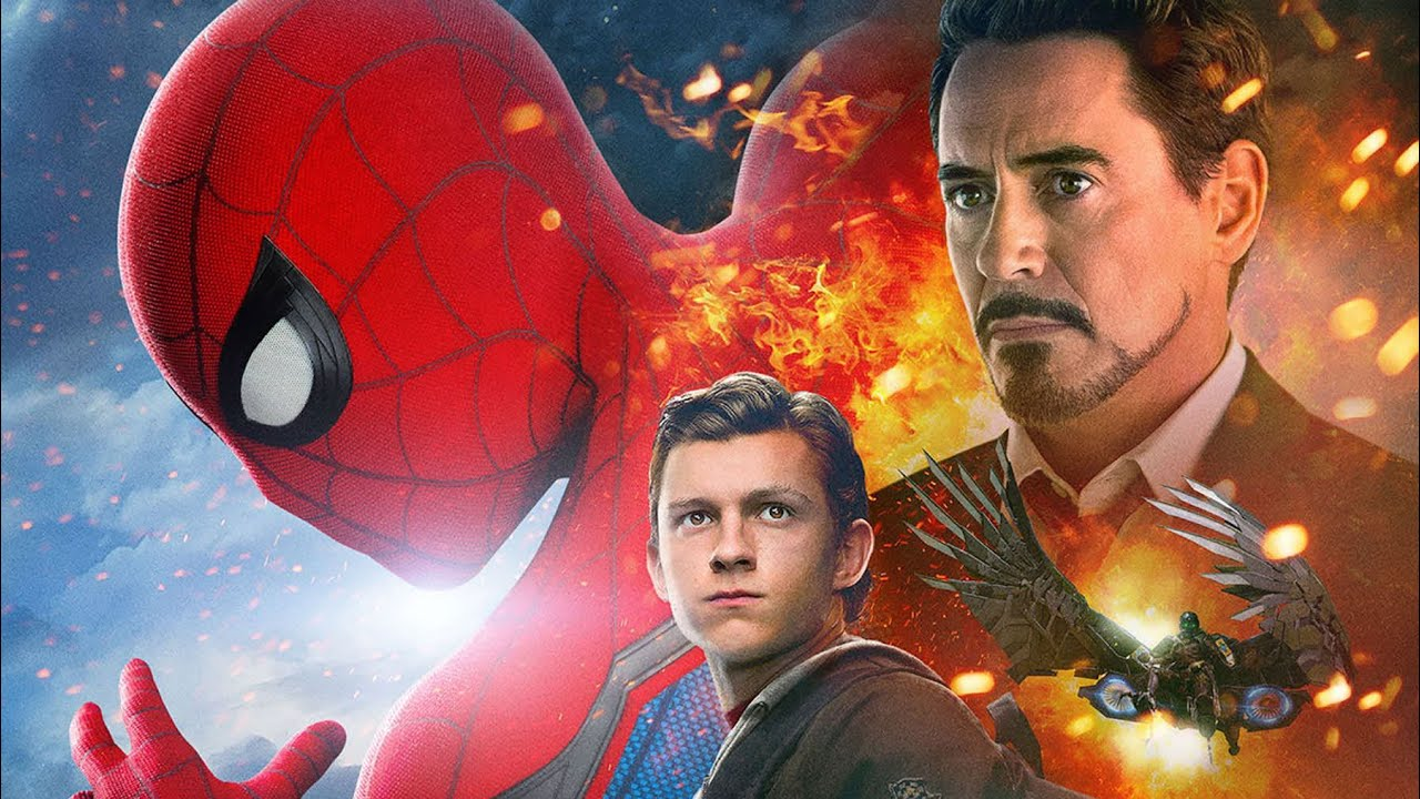 Spider-Man Homecoming: Spider-Man Into The Spiderverse Themed