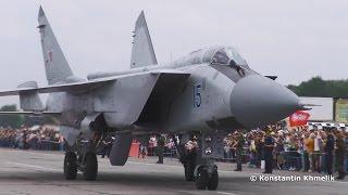 МиГ-31 Крылья Пармы 2015 MiG-31 Parma Wings 2015