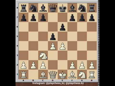 Капабланка - Алехин, 1927. Матч на первенство мира. Партия №1