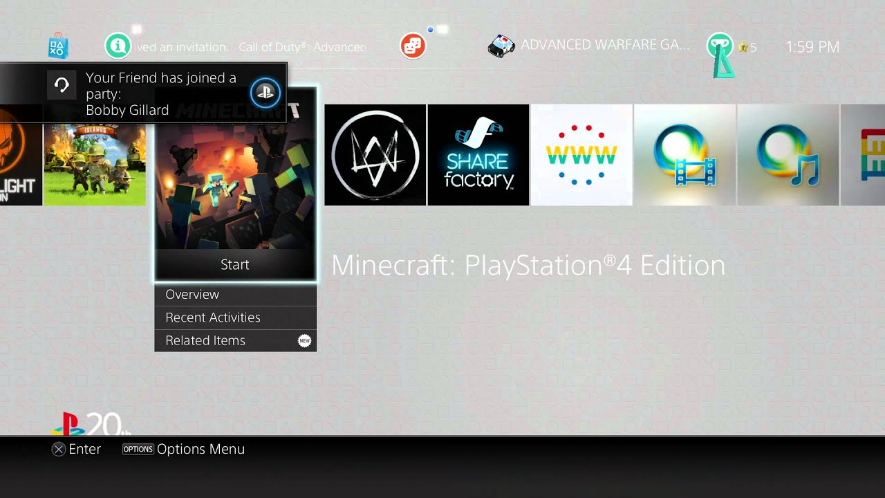 How to change background theme on ps4 cool backgrounds - Cool ps4 wallpapers ...