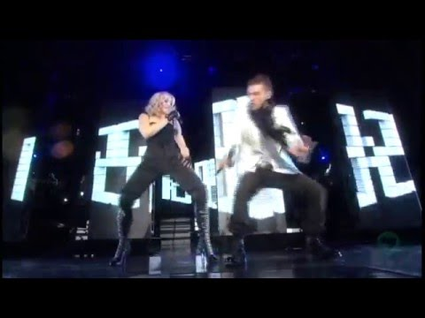 Madonna - Hard Candy Promo Tour Full Show HD - Roseland Ball