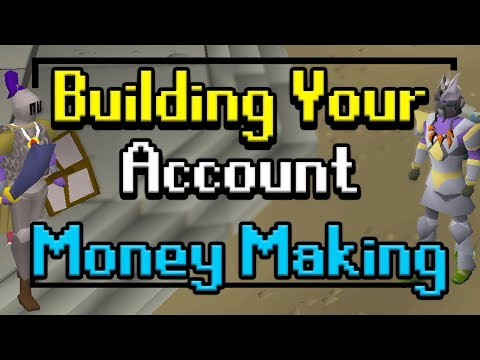 Money Makers To Help Build Your Account - YouTube