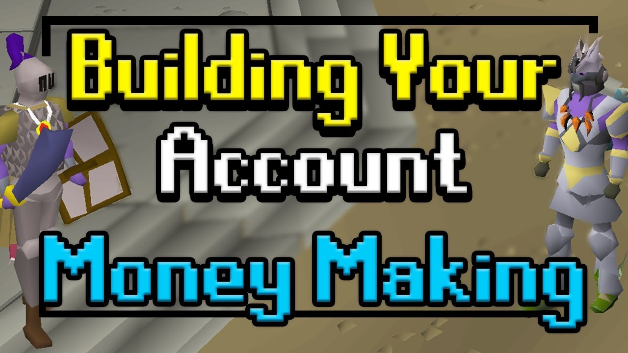 Money Makers To Help Build Your Account