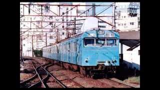 国鉄仙石線 72系970番台アコモ改造車走行音!ステレオ録音