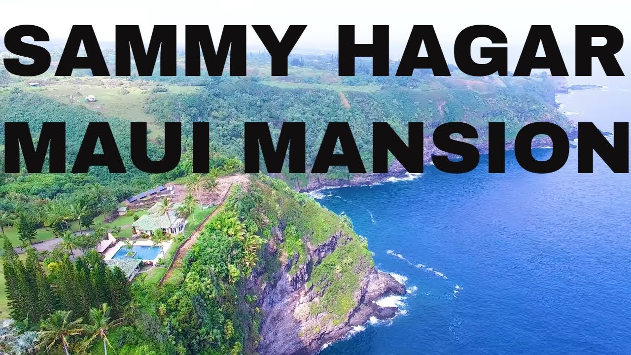 Download Sammy Hagar Maui Home - Hawaii Real Estate at it's FINEST!