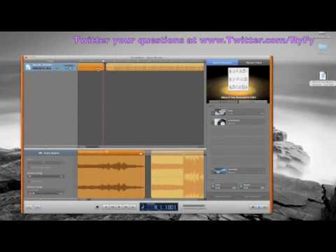 How To Cut Music using Garageband (PART 1/2) - YouTube