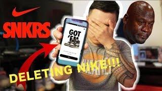 Travis scott 1 snkrs app video