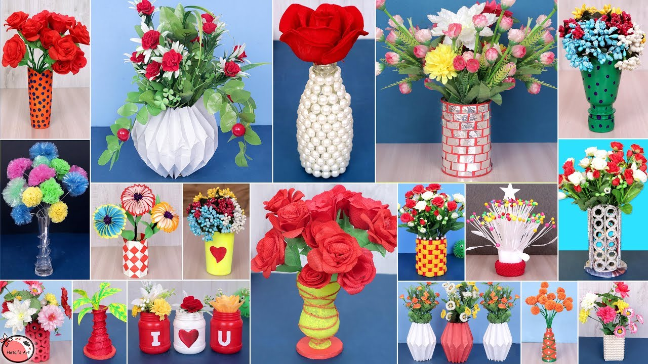 23 Easy Flower Pot Idea That Will Make Your Home More Beautiful Youtube