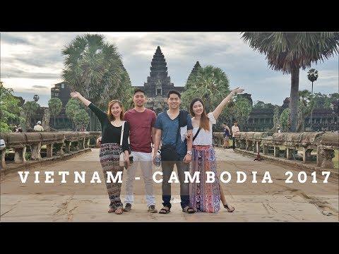 Vietnam Cambodia 2017 pics + vids (watch in HD)