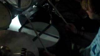 Korn Fuels The Comedy Drumcover