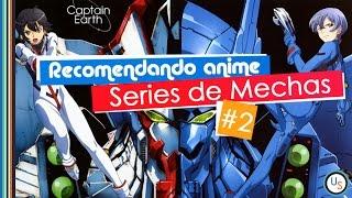 Recomendando Anime: Series de Mechas #2 // Unlimited Sky