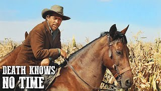 Death Knows No Time | SPAGHETTI WESTERN | Free Western Movie | Cowboys | English