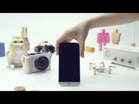 LG G5 Kini Sudah Menampakan Wujud Aslinya, Cek Video Official LG G5 yang Kelewat Canggih