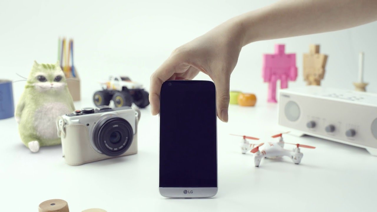 Everything You Need to Know About the LG G5 Modular Smartphone
