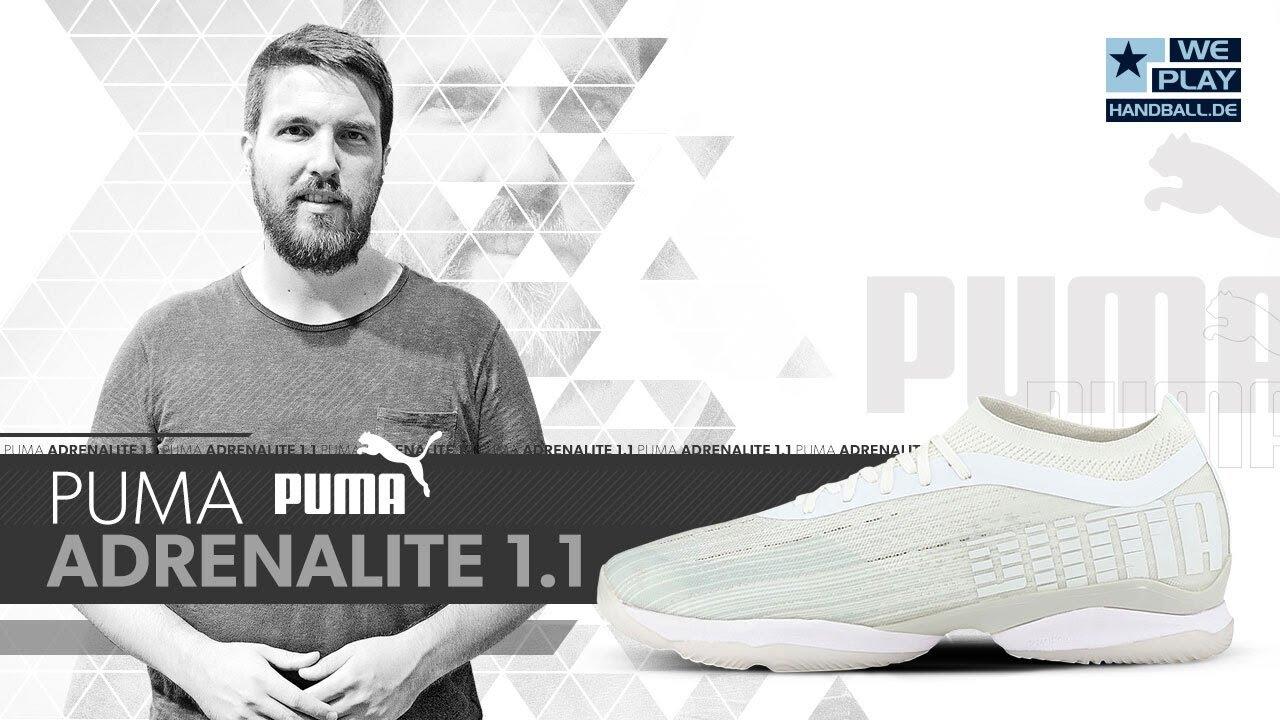 Puma Adrenalite 1.1 - Review Handballschuhe 2020/21