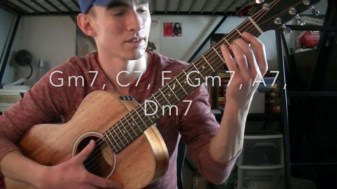 La La Land - City Of Stars - Guitar Tutorial - YouTube