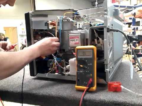Panasonic Nn Cd997s Door Latch Assembly Problem H97 E