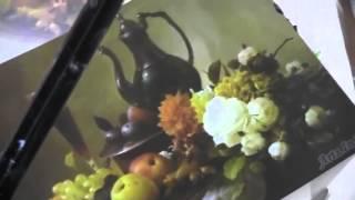 Игорь Сахаров, научиться рисовать маслом натюрморт из фруктов