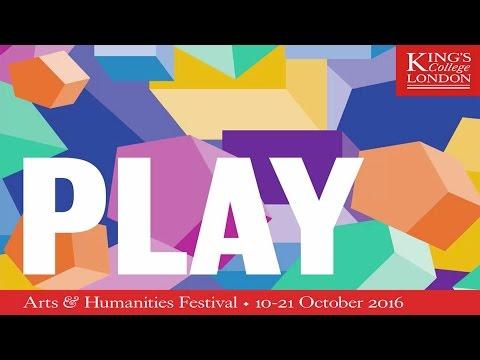 Playing & Reality: Winnicott, creativity and play