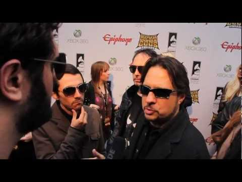 Dave Lombardo's PHILM at Revolver Golden Gods 2012 on Metal Injection