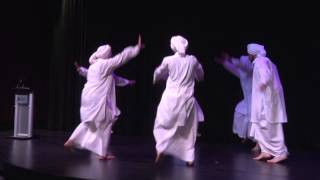 VIBC Songs of Revolution: Dance Performance by Royal Academy of Bhangra