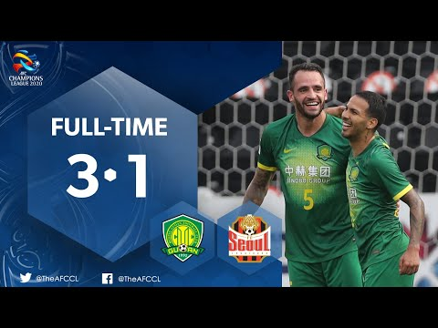 Beijing Guoan Seoul Goals And Highlights