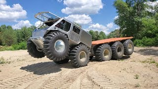 We Drive The Sherp 10x10