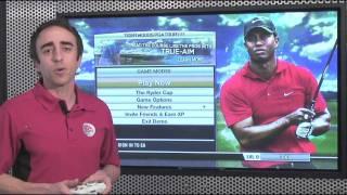 Tiger Woods PGA TOUR 11 Demo Tutorial