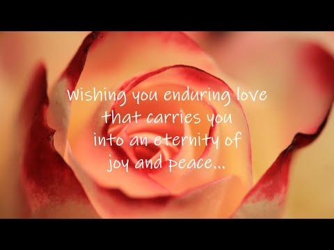 Ways of Love + Lyrics with Ann M  Wolf