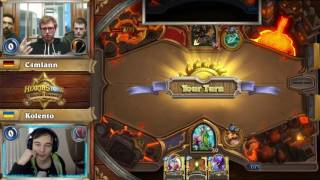 Germany vs Ukraine - Hearthstone Global Games 2017:  Group Stage 1 Group H