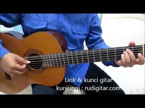 Belajar Kunci Gitar Dadali Disaat Aku Tersakiti Petikan