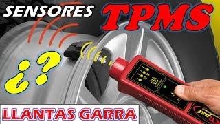 "Gambar cover Sensores de Presión de las Llantas ""TPMS""  ¿Que son?."