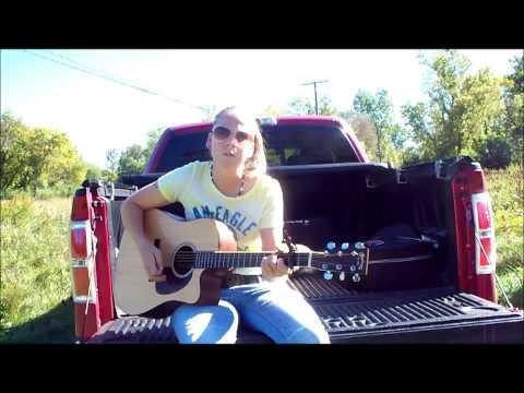 We Rode In Trucks-Luke Bryan Cover by Jen Lawson