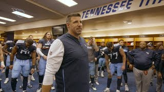 Inside Access: Mike Vrabel's Victory Speech to Team