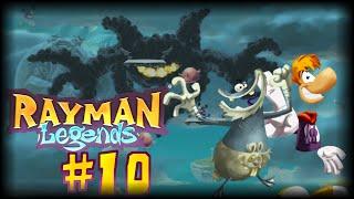Rayman Legends (PC) ~ 100% ~ Część 10 ~ Uroki podziemi i Chmura Ciemności