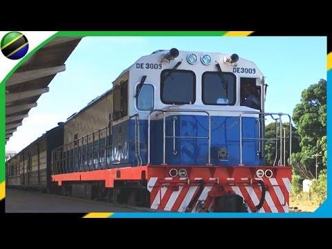 【TAZARA Railway】Dar es Salaam station