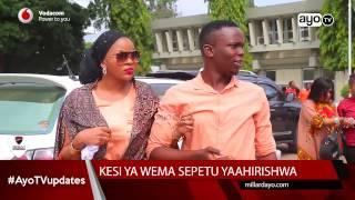 Wema Sepetu alivyorudi Mahakamani leo Feb 22 2017