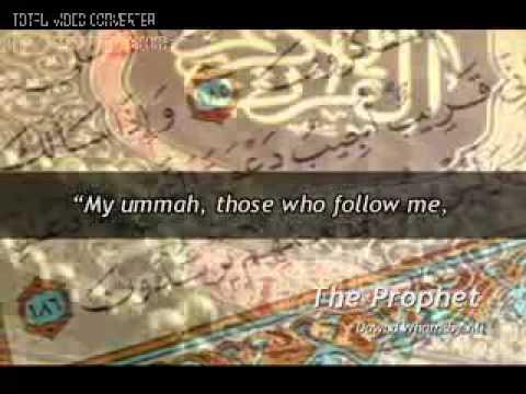 my ummah those who follow me