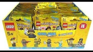 Минифигурки Lego 12 серия ПОЛНАЯ КОЛЛЕКЦИЯ!