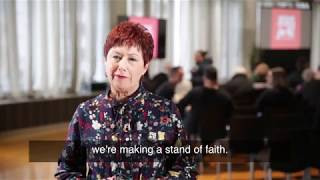 Pastor Robyn McFarlane, Jesus for NZ