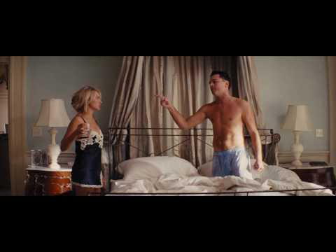 Margot Robbie Throws Water - Fight Scene | The Wolf Of WallStreet