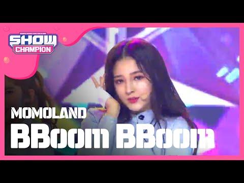Show Champion EP.258 MOMOLAND - Bboom Bboom [모모랜드 - 뿜뿜]