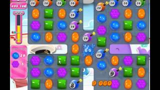 Candy Crush Saga level 615 (3 star, No boosters)