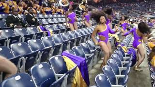 Alcorn - Best Band / Glad To See You Again - 2014 SWAC Championship