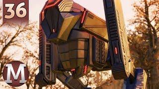 XCOM 2 War of the Chosen #36 - Modded Legend - Star Fort