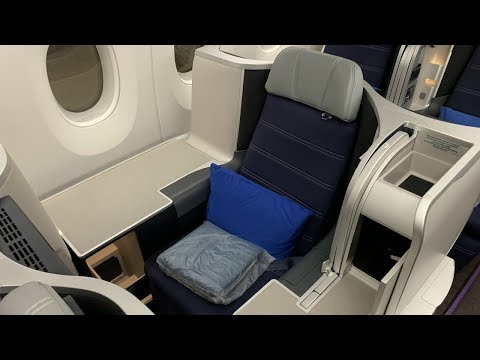 Malaysia Airlines A350-900 Business Class