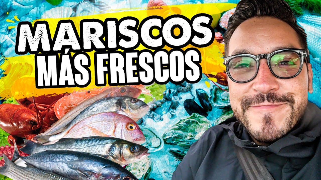 El Mercado de Mariscos más GRANDE de México
