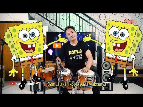 Download Lagu SPONGEBOB KOPLO VERSION gagak (lirik koplo time) MP3