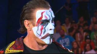 Eric Bischoff Calls Out Sting