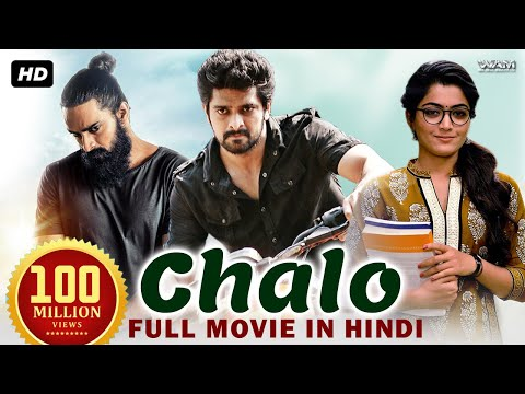 Chalo (2018) Latest South Indian Full Hindi Dubbed Movie | N